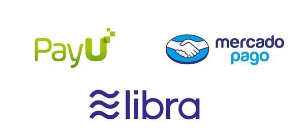 PayU y Mercado Pago se asocian  a Libra, la criptomoneda de Facebook