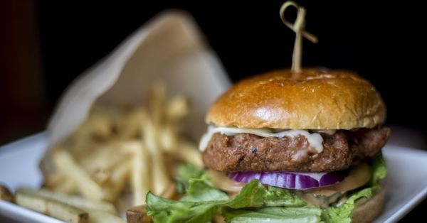 Fast Food Embraces Meatless Burgers, but There Aren't Enough to Go Around