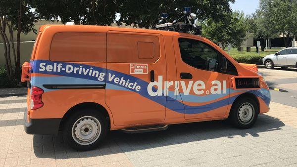 Apple buys autonomous driving company Drive.ai