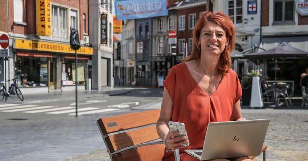 Courtrai première ville au référendum en ligne - Kortrijk eerste stad met digitaal referendum