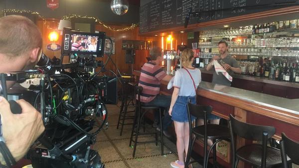 Lille sous les projecteurs avec le tournage de la nouvelle série de France 2 - Nieuwe tv-serie France 2 opgenomen in Lille