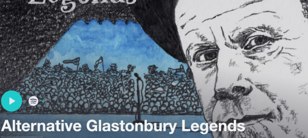 Alternative Glastonbury Legends: Sunday Afternoon