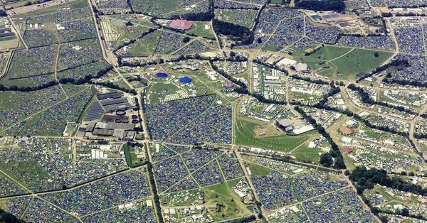 How Glastonbury Festival builds a city-sized phone network for just one weekend