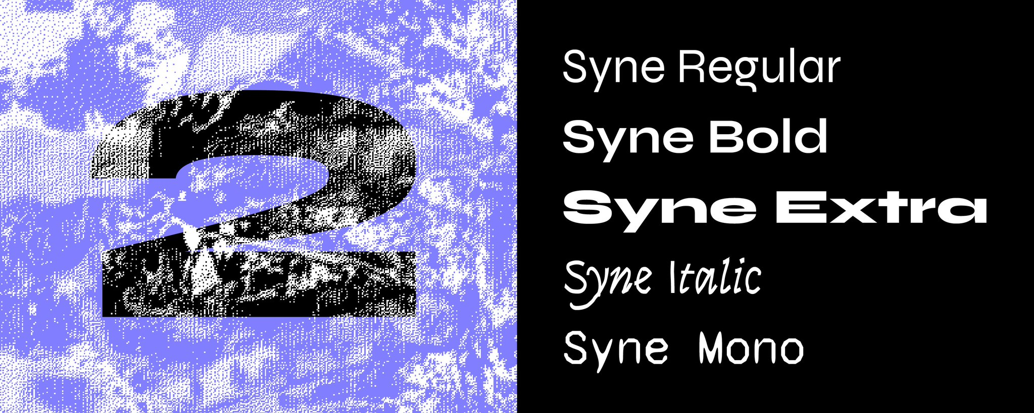 A new version of Syne is out, with more alternates, brand new accents, and a variable font version.