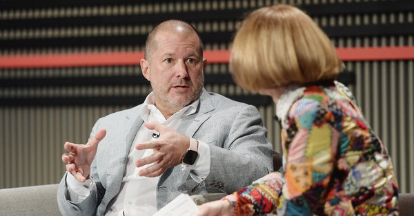 Jony Ive, Designer Who Made Apple Look Like Apple, Is Leaving to Start a Firm