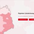 Digitaler Länderkompass Deutschland: Hessen Top, Hamburg Flop – deutliche Unterschiede in puncto Digitalisierung
