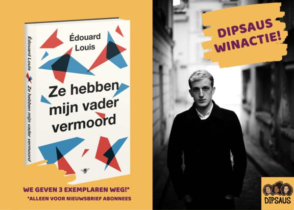 Dipsaus Winactie! We geven 3 boeken weg! Klik op pic & find out more!