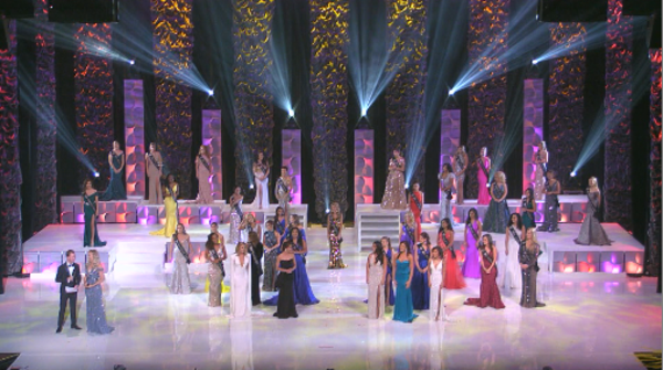 Here's who won the 95th annual Miss California competition | YourCentralValley.com