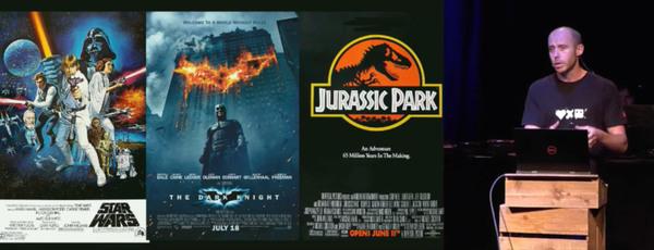 Drie epische films en Mike