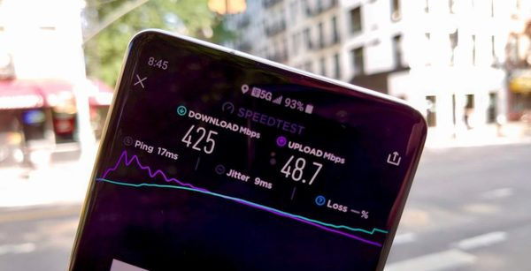 Taking T-Mobile's brand new 5G network for a spin in NYC