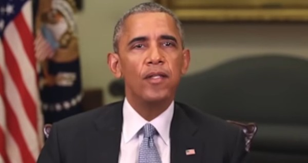 A 'deepfake' Obama from a 2018 BuzzFeed video