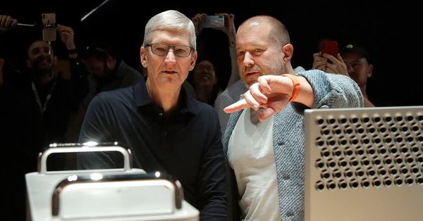 Jony Ive Is Leaving Apple, but His Departure Started Long Ago - WSJ