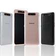 Samsung introduceert de gloednieuwe Galaxy A80 voor Nederland