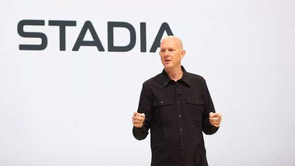 Google Stadia's Data Cap Challenge Will Be Addressed By ISPs, Says Phil Harrison