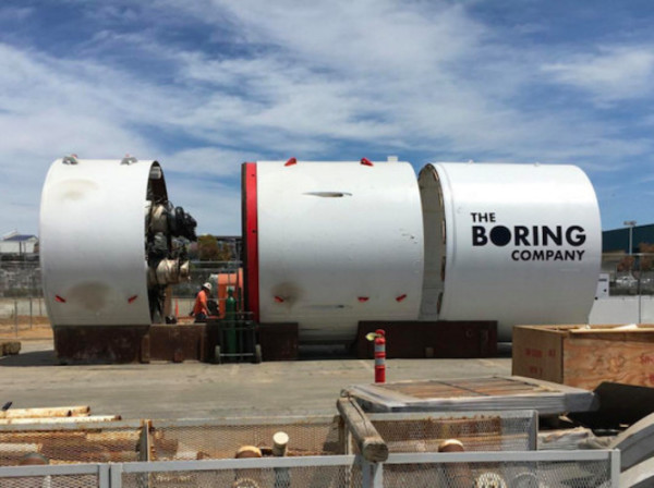 Elon Musk's Boring Company is cranking up its hiring machine