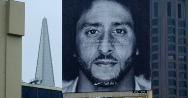 Kaepernick stirs new controversy for Nike