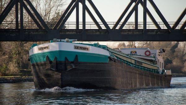 L'Union européenne adoube le canal Seine-Nord - Europese Unie maakt kalender voor kanaal Seine-Nord