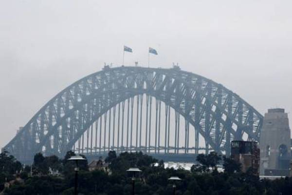 Sydney officially declares climate emergency