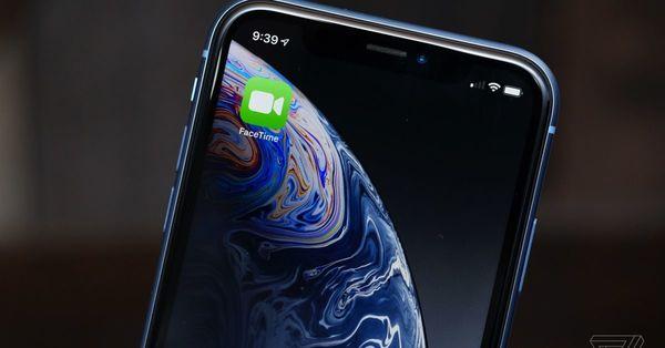 Apple 'fixes' video calling 'problem'