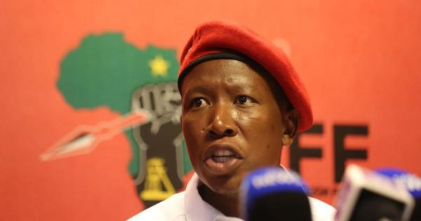 Malema to challenge Riotous Assemblies Act in court | eNCA