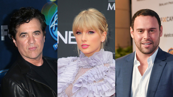 Taylor Swift's masters, Scooter Braun's 'bullying'