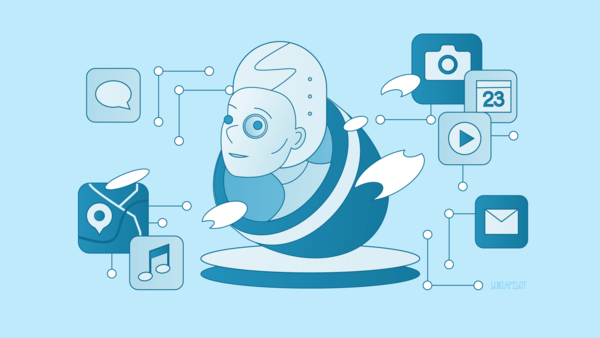 Skill discovery in virtual assistants (Illustration: Luniapilot)