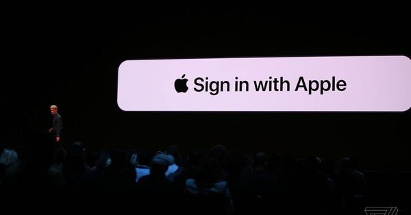 Apple announces new sign-in tool to compete with Facebook and Google