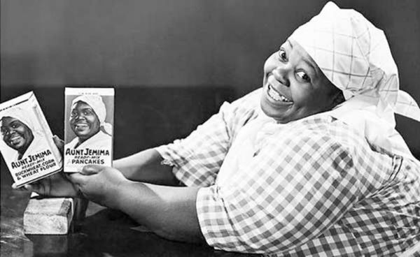 Aunt Jemima - The first living trademark
