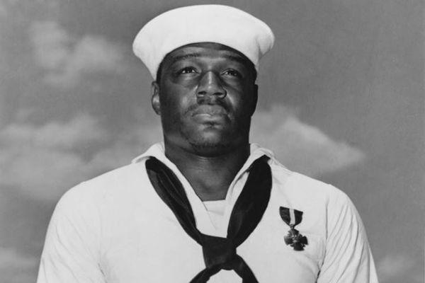 One tough sailor man