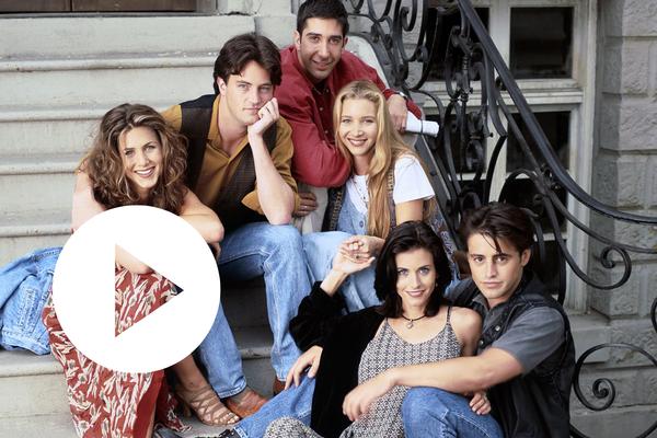 Gran Angular— Por qué 'Friends' sigue siendo tan relevante 25 años después