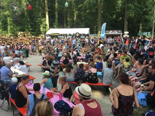 Lasemo: het meest duurzame festival – Le Grand Tour