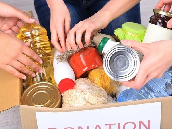 Annual 'Feed Tri-Valley Food Drive' Begins | Pleasanton, CA Patch