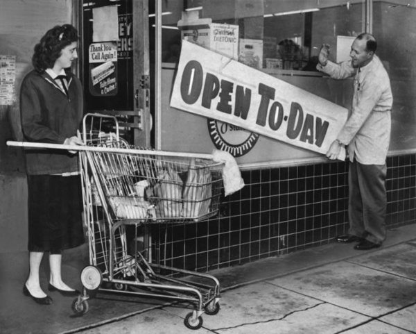 The Lost And Forgotten Supermarkets Of LA's Past: LAist