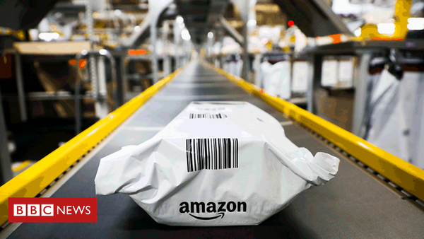 Amazon at 25: The story of a giant