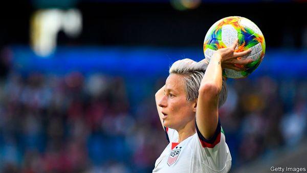 Die US-Frauen sind Weltmeister, verdienen aber weniger als die Männer