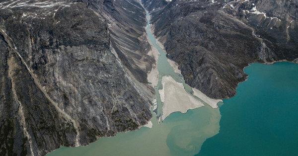 Grönland könnte zum Exporteur von Sand werden – aber es hat einen Haken