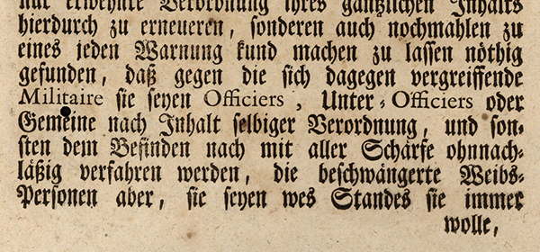 Blackletter for German highlighting