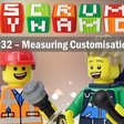 Scrum Dynamics 32 - Measuring Customisation