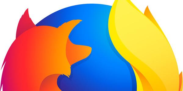 Part of Mozilla's Firefox logo
