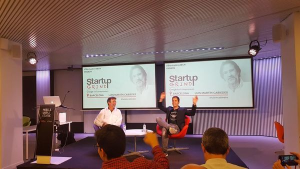 Startup Grind BCN hosts Carlos Pierre, CEO of €40M+ startup Badi this Thursday - Get 40% off your ticket by clicking on the image