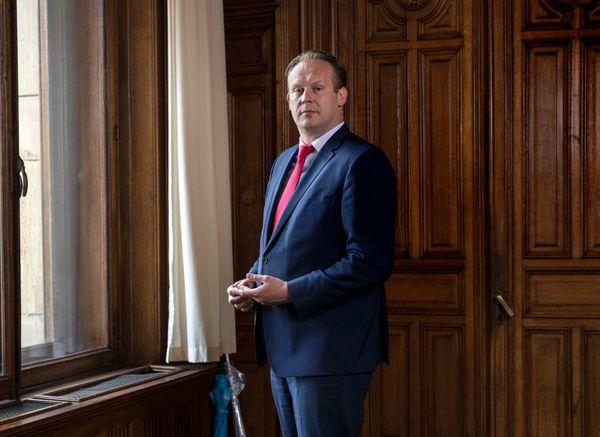 CDA-voorman Heerma wil van Volksbank een mkb bank maken