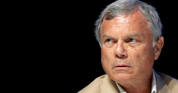 Martin Sorrell Wants to Build a New Ad Empire. Please Don't Call It Revenge.