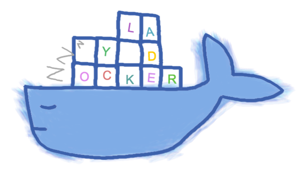 lazydocker: A shell GUI for docker and compose management
