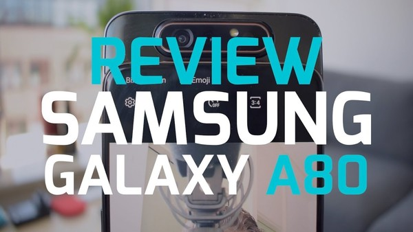 Samsung Galaxy A80 review (Dutch)
