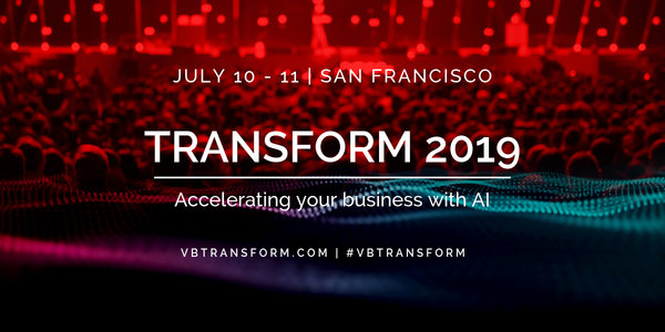 How to watch Transform 2019 and the Conversational AI Summit