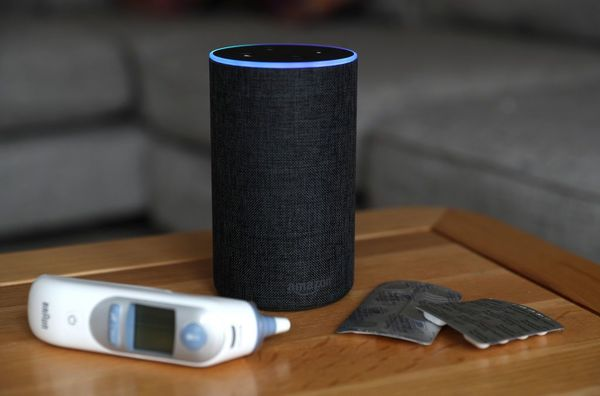 'Alexa, how do I treat a migraine?' Patients in the UK are using Amazon's tech for aches and pains
