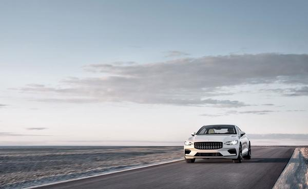 Polestar 1 exemplifies the evolution of electric car design
