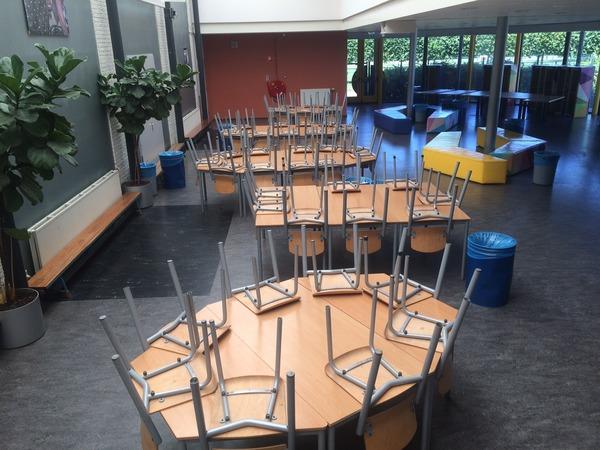 100% examenkandidaten Bonaventuracollega geslaagd, 100% leerlingen verlaat school
