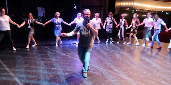 Workshop Dabke: feestelijk en verbindend - EventGoodies
