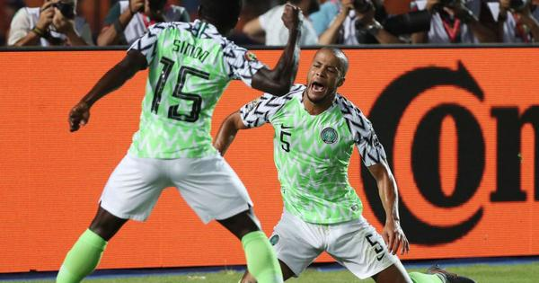 Late Nigeria goal sinks Bafana Bafana   eNCA